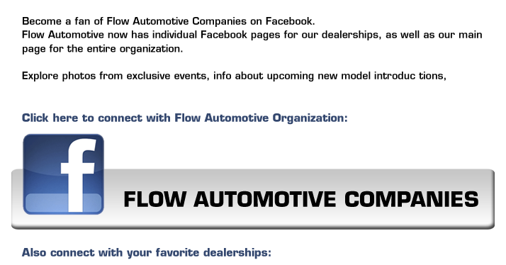 Click here to fan Flow Automotive Companies on Facebook