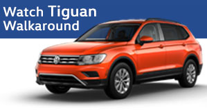 Watch our Tiguan Walkaround